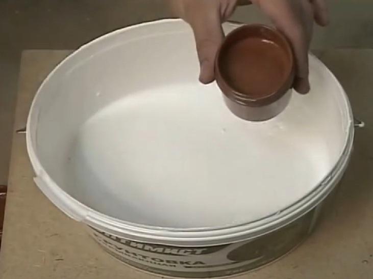 Штукатурка раствор своими руками