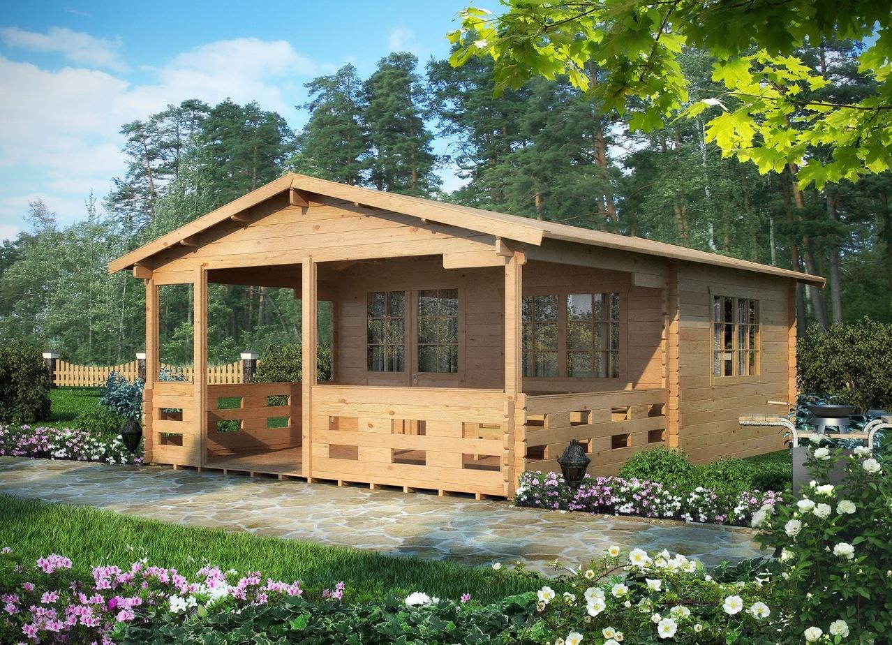фото дома садовые