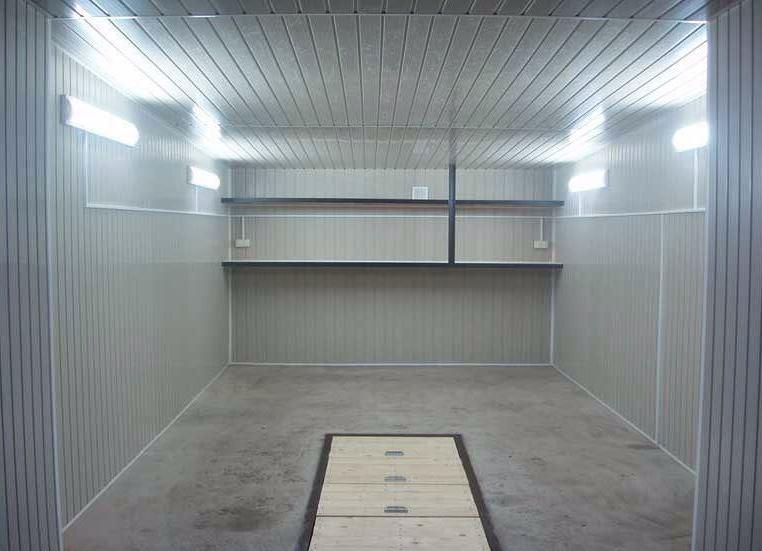 разрешение на строительство лодочного гаража