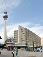 Александрплац в Берлине