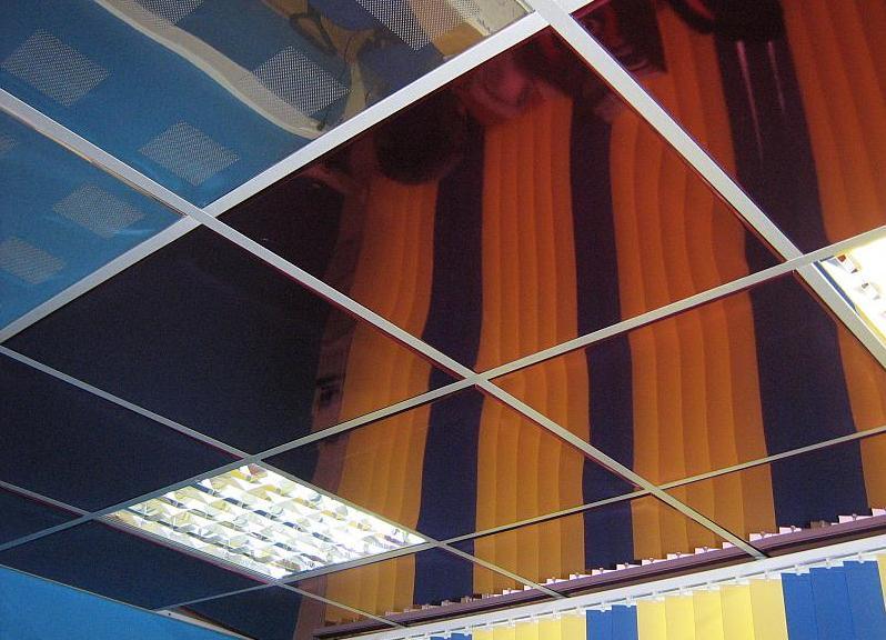 Comment poser un faux plafond sur rail devis sur internet - Comment poser un faux plafond sur rail ...
