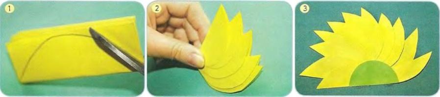 3д аппликация из бумаги своими руками
