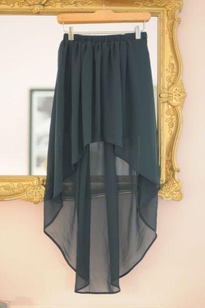 джинсовая юбка при широких бедрах