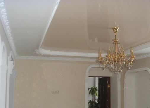 Suspension casseroles plafond nimes devis travaux for Suspension faux plafond