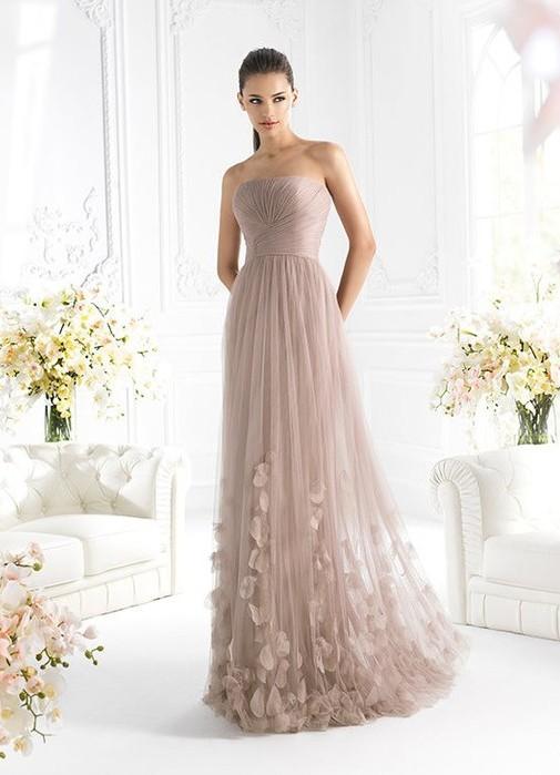 Цветы для платьев бальных 5