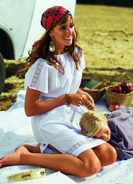 Летние платья батист фото