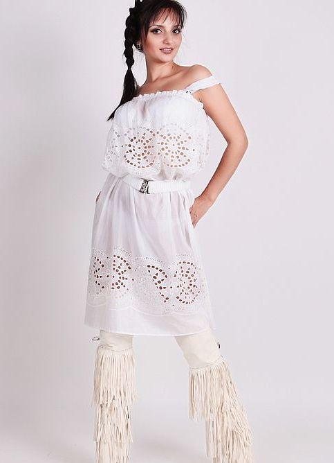 Фото батистового платья