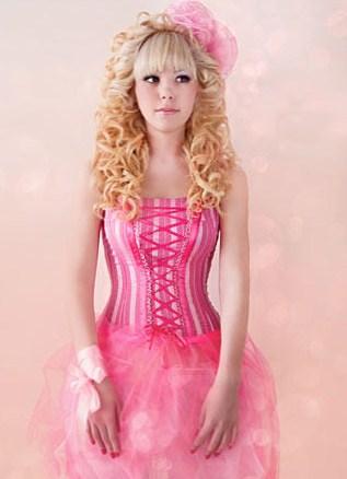 Кукольные платья для девушек