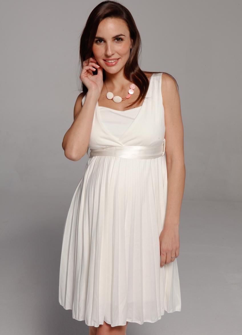 Короткие платье для беременных