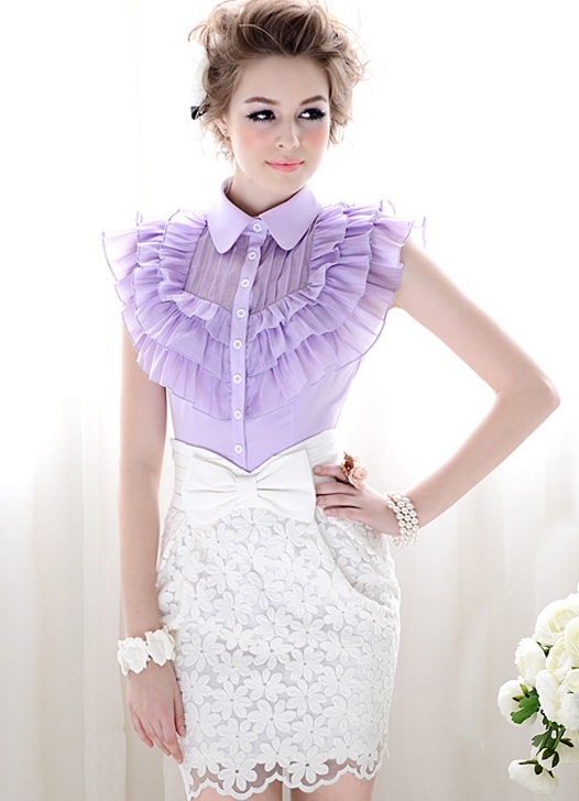 белая элегантная юбка карандаш юбка