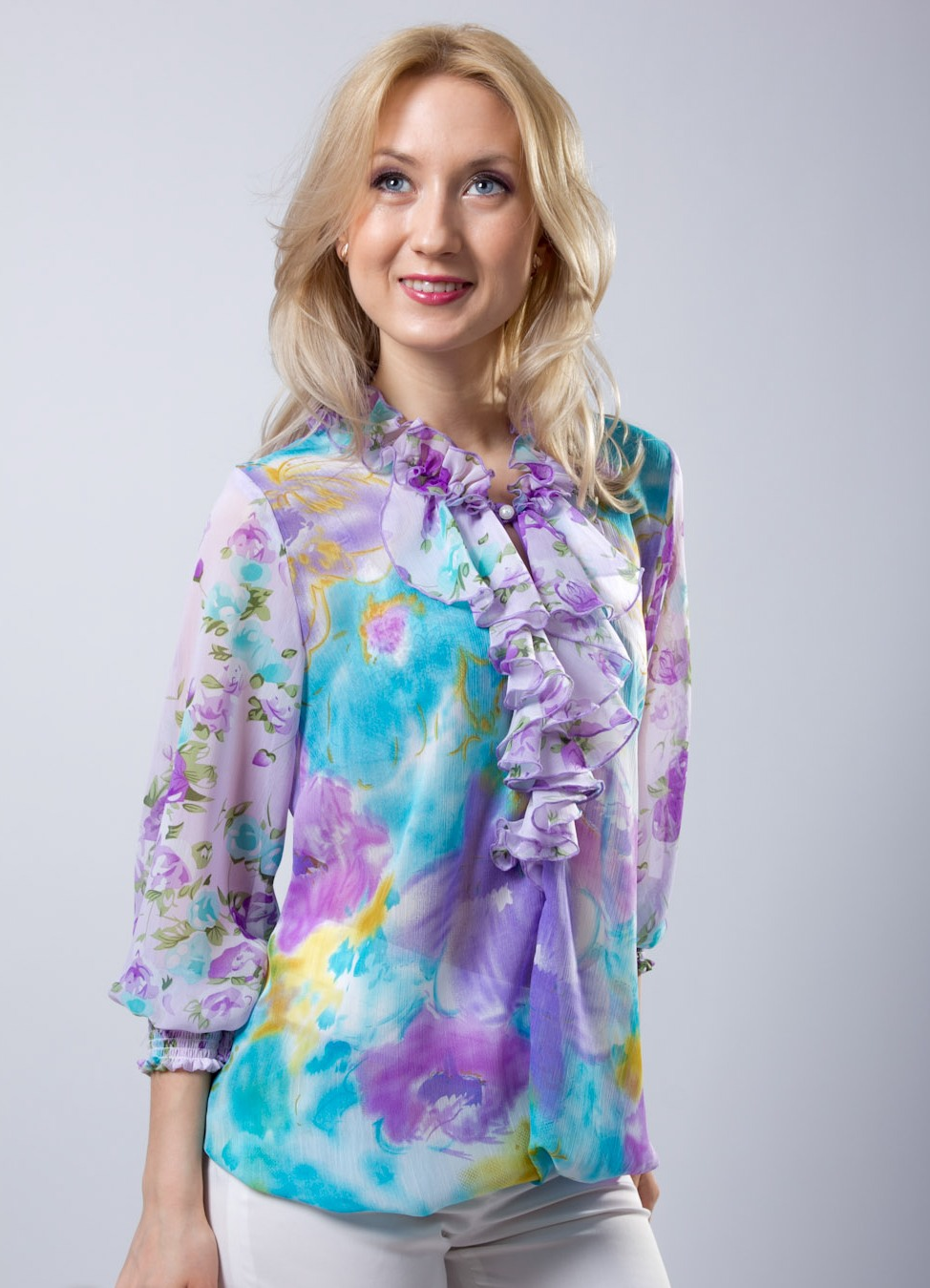 Модели модных блузок с доставкой
