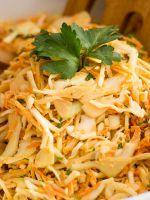 Блюда из квашеной капусты - рецепты