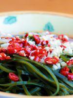 Блюда из морской капусты