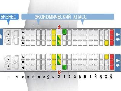 Боинг 737 500 лучшие места
