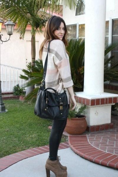 сумки через плечо женские фото большие