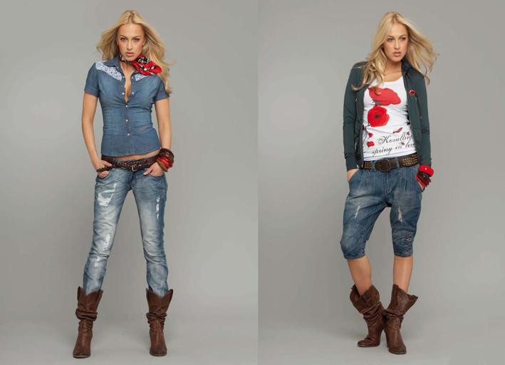 Недорогая модная женская одежда доставка