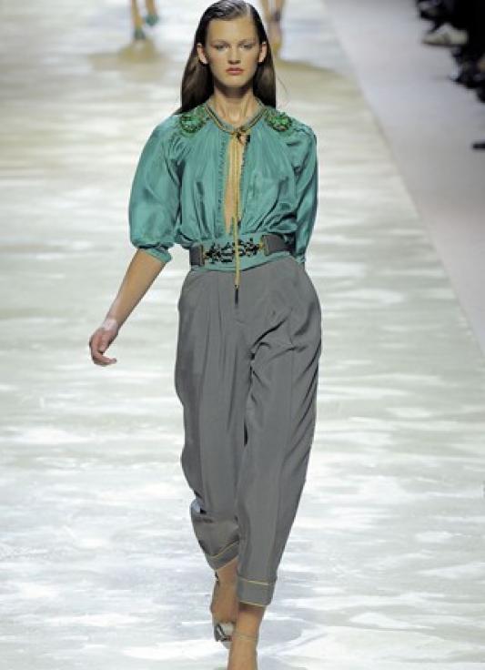 Серые штаны с чем носить фото женские