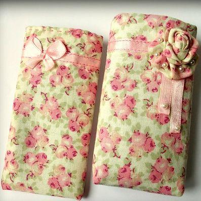 Как сделать своими руками чехол для телефона из ткани