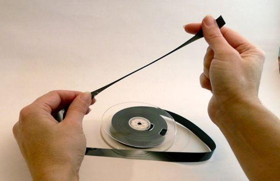 что можно сделать из видеокассет9