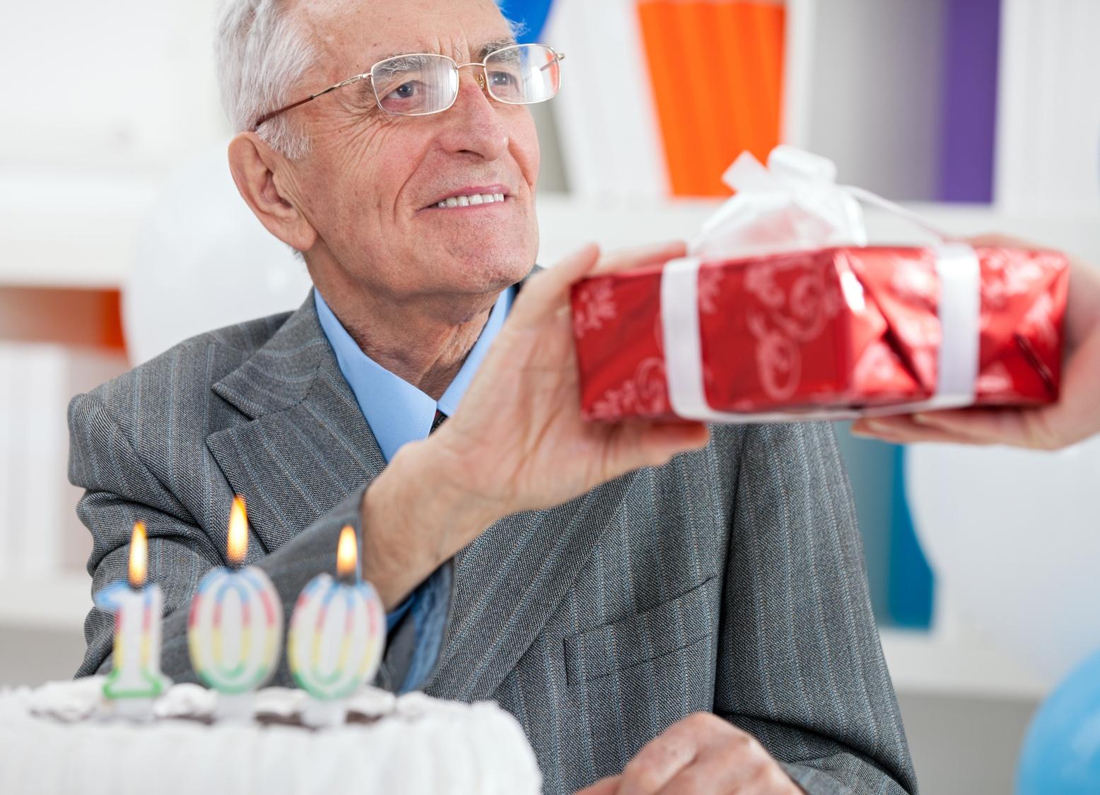 Подарки дедушке на 75 лет