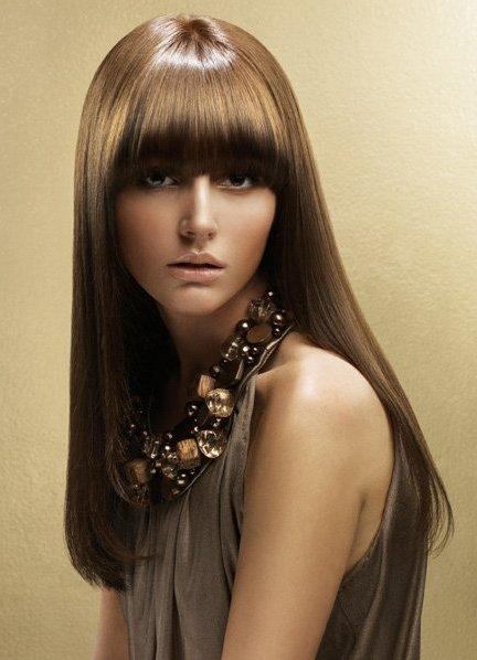 Красивые оттенки волос каре