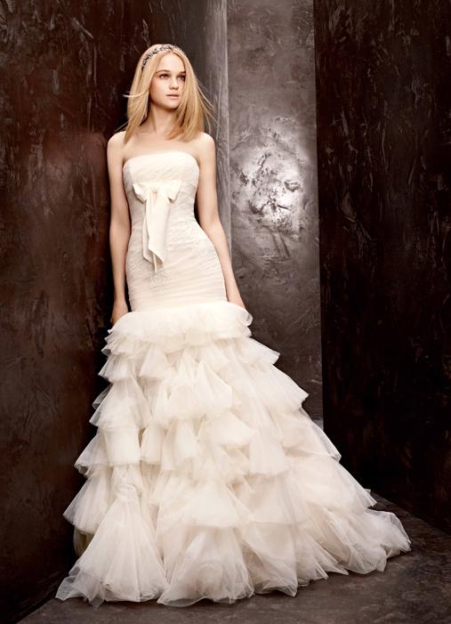 Свадебные платья в америки