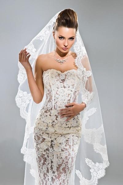свадебные платье от веры вонг фото