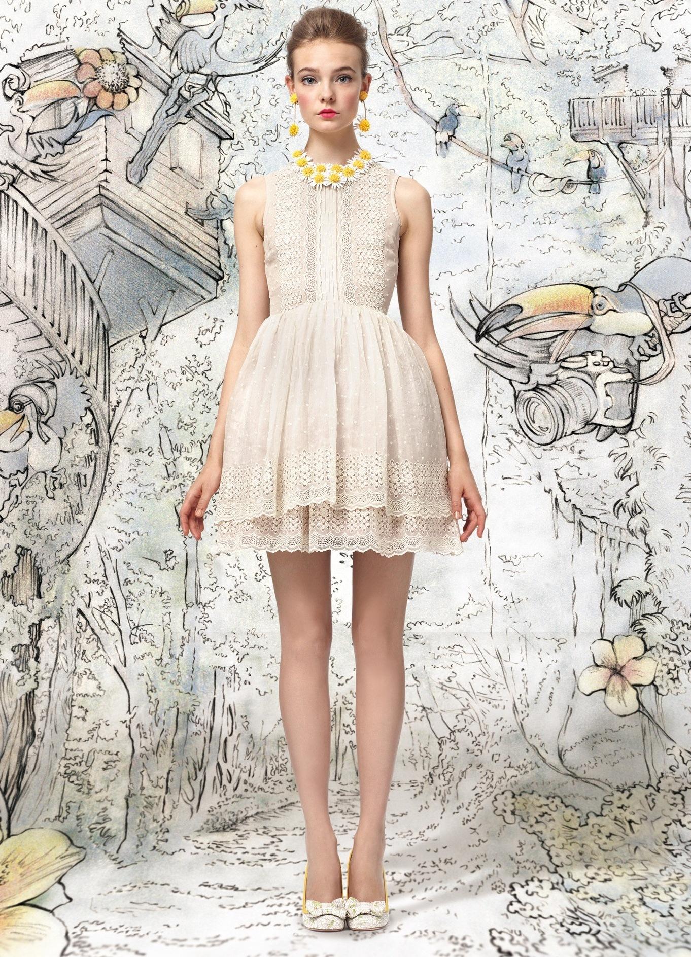 Красивые брендовые платья