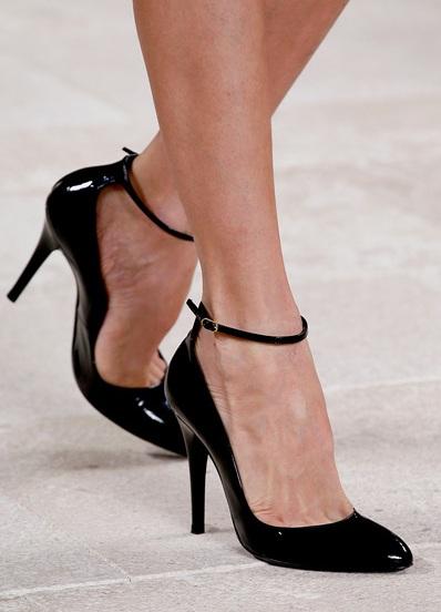 Лодочки туфли, фото