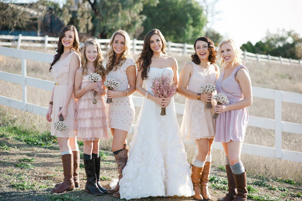 Осень на свадьбу фото