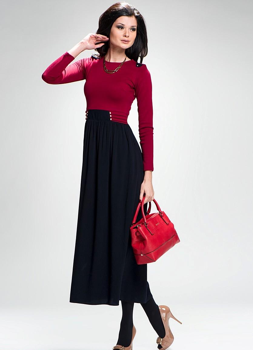Длинные повседневные платья в пол