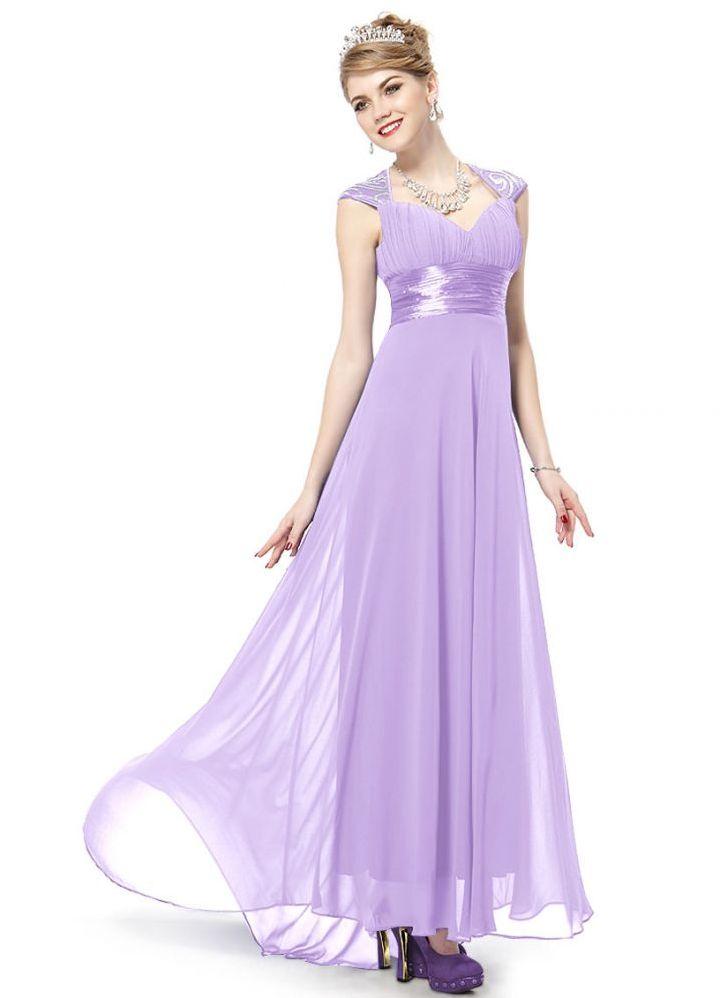 Нарядное длинное платье для свадьбы