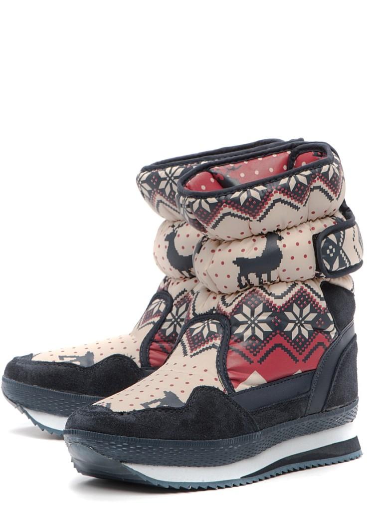 Модный портал. Зимняя обувь для