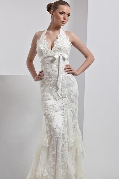 Свадебные платья особенные