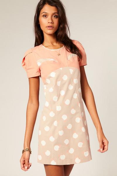 Красивые платья, блузки,юбки из легкого шифона (15