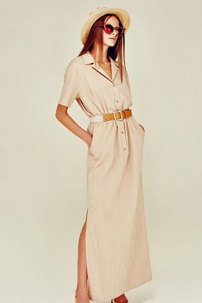 длинное платье рукав реглан