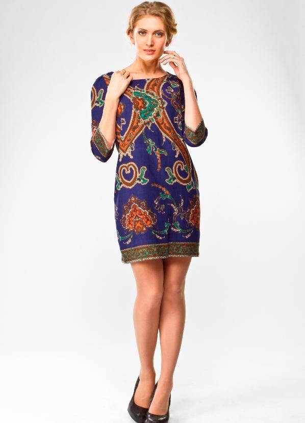 Модели красивых, длинных летних платьев 2014