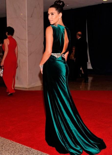 Платья изумрудного цвета сшить фото 219
