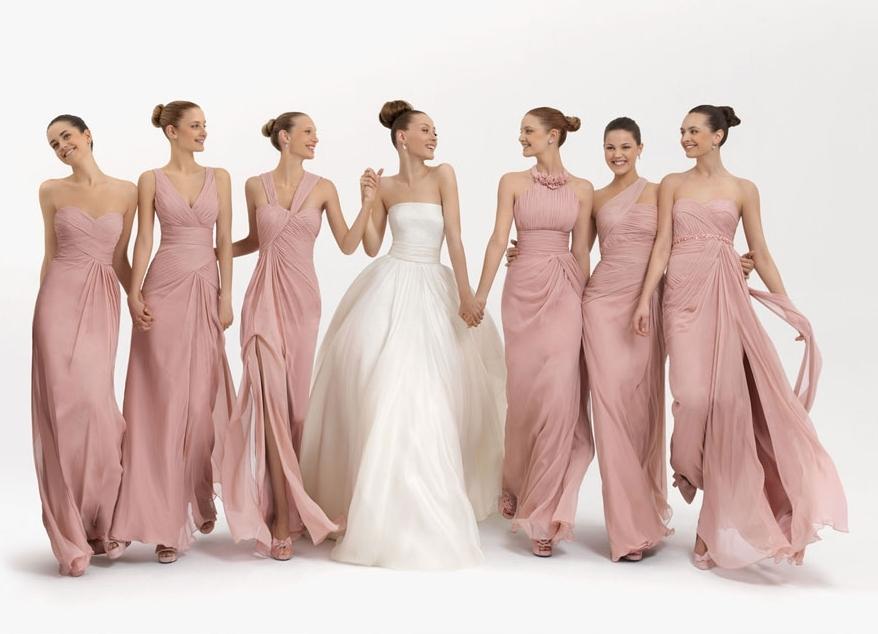 Как одеться на свадьбу летом