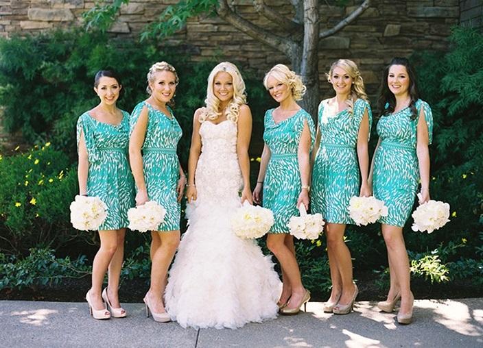 Платье летнее на свадьбу фото