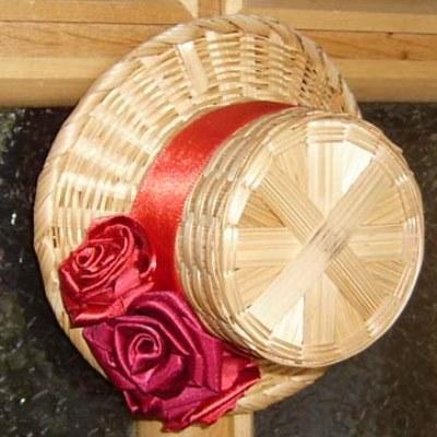 Как сделать красивую шляпку дома