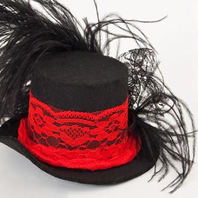Как связать шляпку с полями