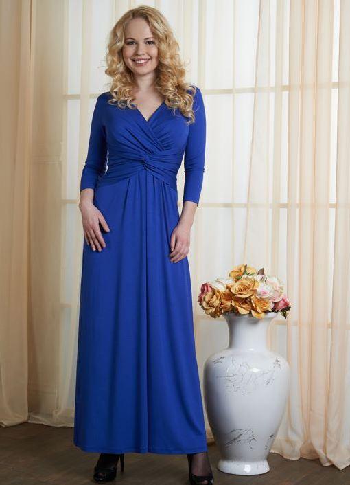 684e997c54b441a Платья с длинным рукавом - модная подборка - 88 Фото