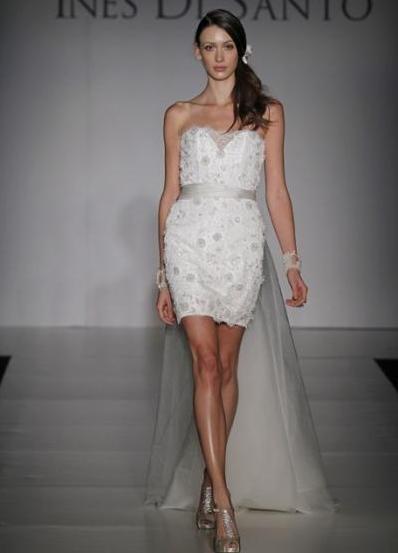Испанские свадебные платья с кружевом