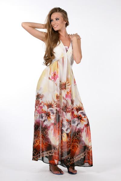 Летние женские платья и сарафаны фото