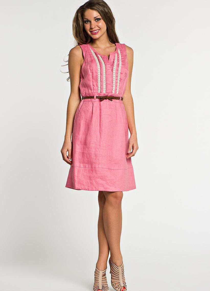 Фасоны летних платьев для полных женщин из шифона 50