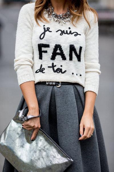 Модели вязаных свитеров