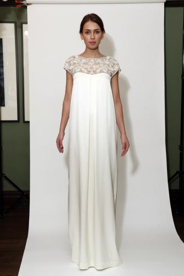 Модные свадебные платья 2014 3