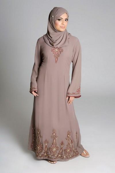Модная одежда мусульманки