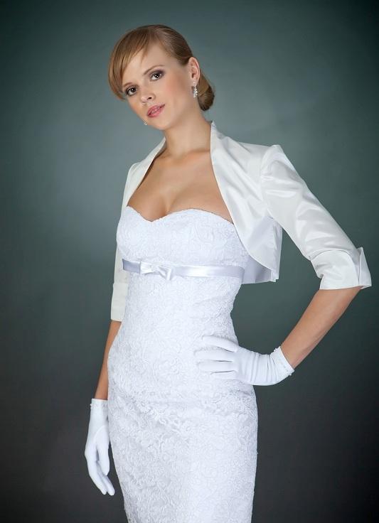 Выпускное платье накидка